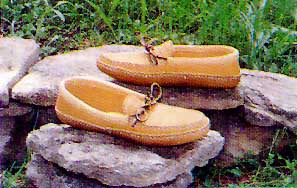 Carl Dyer's Buffalo Loafer Moccasin