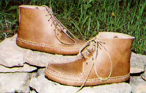 Carl Dyer's Five-Eye Moccasin