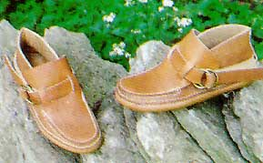 Ring Boot Carl Dyers Original Moccasins
