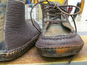 Resoles Carl Dyers Original Moccasins